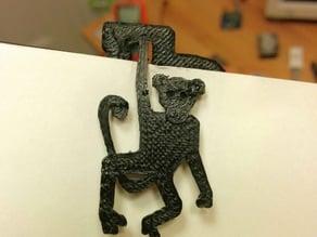 Monkey Paper Clip