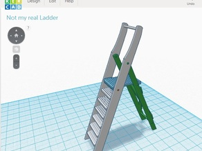 Not my real Ladder, its my.....