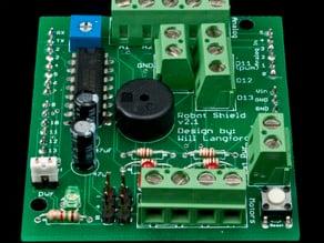 Arduino Robot Shield v2.1