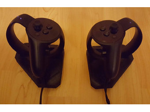 Minimalistic Oculus Touch Stand