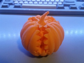 Gear Pumpkin