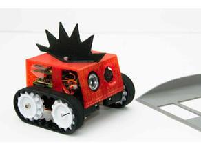 LiTeRo - The Little Telepresense Robot Kit