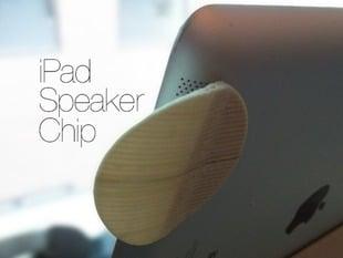 iPad Speaker Chip