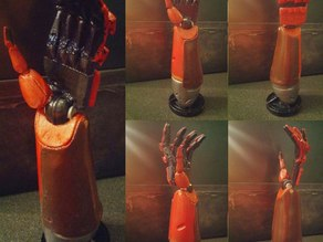 Snake Bionic Arm MGS V