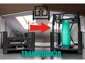 Transform3r 3D Printer