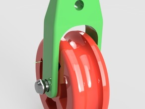 Functional pulley