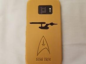 Galaxy S7 Case - Star Trek