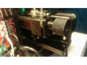 Anet A6 level adjuster