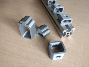Cable Clips Wire Management Bracket for 2020 Aluminium Profile