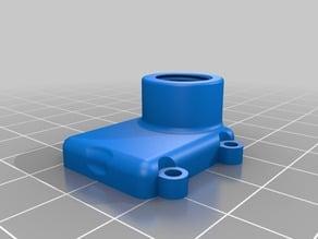 Culasse pour moteur a air / Pneumatic Air Engine