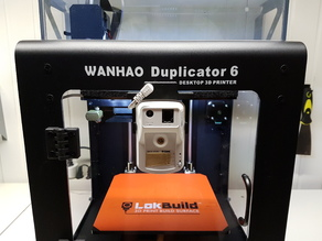 D-Link Camera mount for Wanhao Duplicator 6