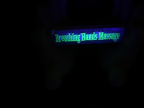 Sign for my Massage Girl