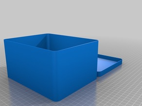 CR10S - box for everything clustering on horizontal surfaces