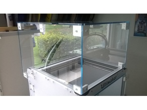 Ultimaker enclosure