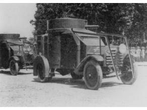 Autoblinda Lancia Izm