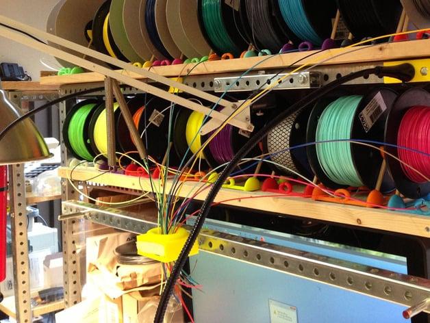 Filament Server System by JuliaTruchsess