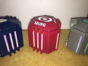ingress MUFG capsule