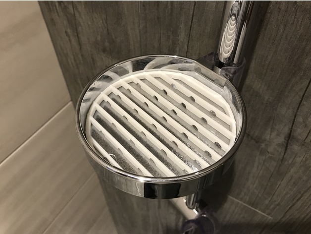Soap Drainer Dish Insert For Shower