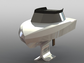 Printed Boat 6