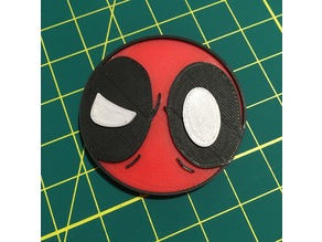 Deadpool Emoji Coin