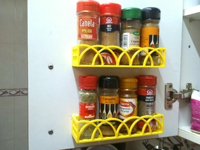 Especiero - Spice rack