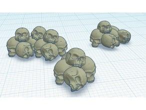 Skull Pile - 28mm Scale