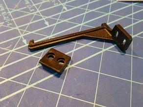 IKEA Cabinet door child safety lock