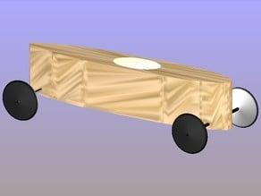 SoapBox Derby Stock Car