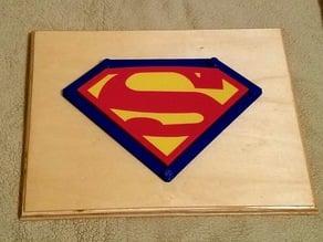 Superman Display Logo