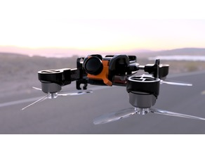 "Constellation Quads: ""Taurus 110"" - Brushless Micro Quadcopter"