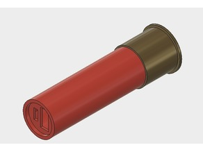 Shotgun Shell Power Bank Case