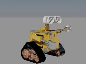 Wall-E Tracks system