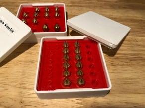 MK8 Nozzle Storage Box