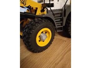 Bruder L574 wheels