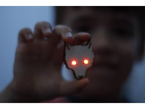 LED Wolf