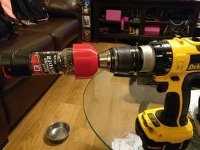 McCormick salt or pepper grinder adapter (for drill, etc)