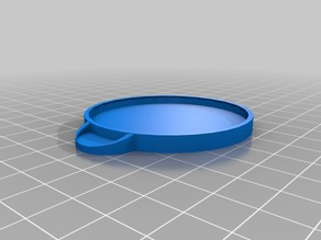 Beer can lid (54mm collar)