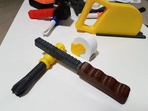 Toy tool : Hacksaw