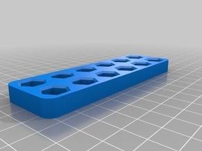 Nozzle box (costume inlay)