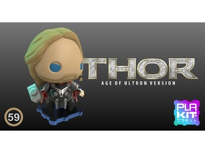 THOR Age of Ultron Version