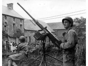 50 Cal Machine Gun