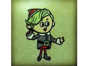Rudolph - Hermey the Elf