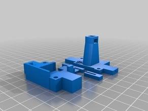 Filament Width Sensor Case with Gate