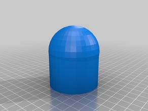 VW Tow Ball Cap and V1 Blank