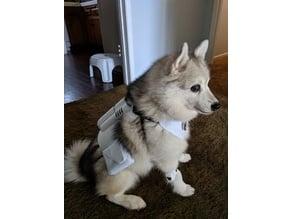 Biker Scout Dog Armor
