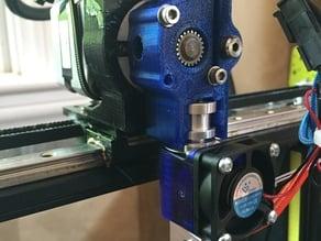 2019 Super Filament Path for MakerGear M2 with v6 E3D.