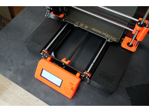Original PRUSA i3 MK3 SideBoxes with Covers