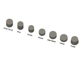 Drip Tip/Vape Cap - Display Protectors - TF-RTA / TFV4 / TFV8 / TFV12 / Dead Rabbit / Athena / Gnome / Fuchai / Custom