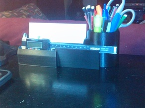 Desk Organizer for Caliper