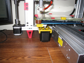 Ord Bot Y-Axis Rack and Pinion